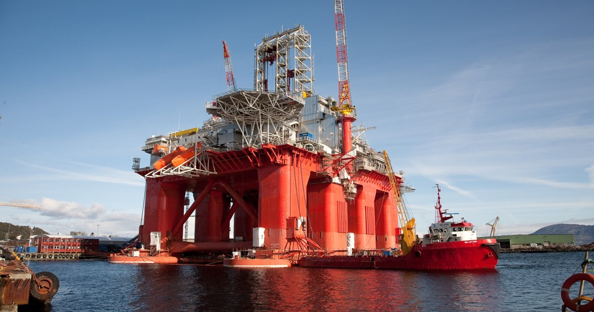 Offshore oil and gas and renewables - MacGregor com