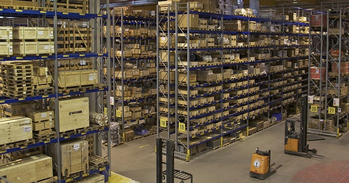 Spare Parts And Logistics Macgregor Com