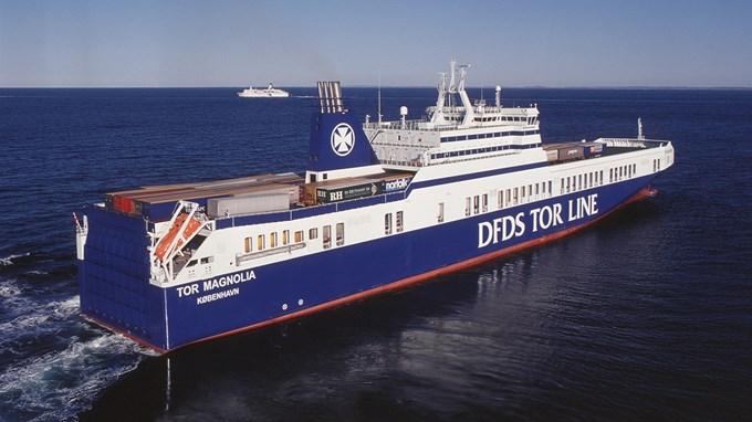 Shortsea RoRo ships - MacGregor com