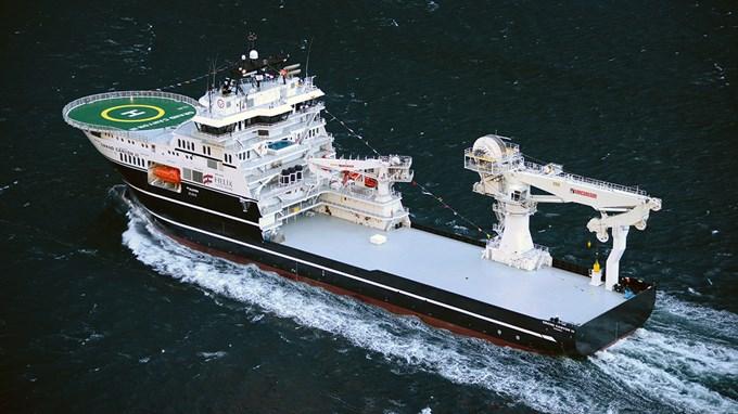 offshore support vessels macgregor com
