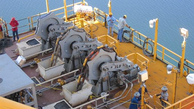 Semi Submersible Production Unit Macgregor Com